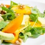 Avokado- og sharonsalat med limedressing FLF (1)