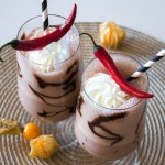 Chili spiced chocolate milkshake FLF