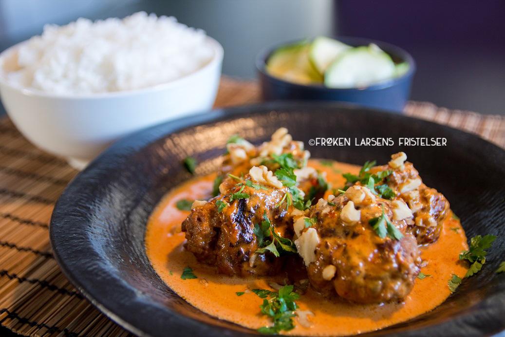 Indiske kjøttboller i kremet saus-1 - CFLF