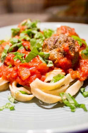 Italienske kjøttboller