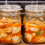 Kimchi – not so smelly version