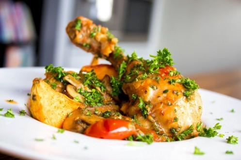 Kylling marengo (2)