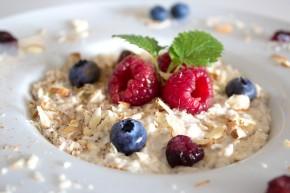 Overnight oats – grunnoppskrift