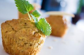 Sukkerfrie muffins med havre og eple