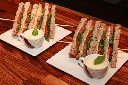 A Norvegia Sandwich