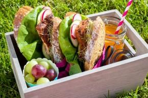Matpakke: Et hint av østen