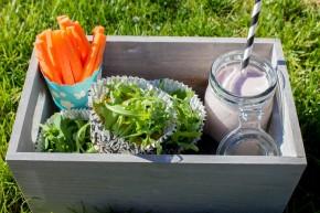 Matpakke: Med inspirasjon fra middelhavet